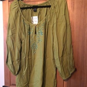 Lane Bryant Tunic 22/24